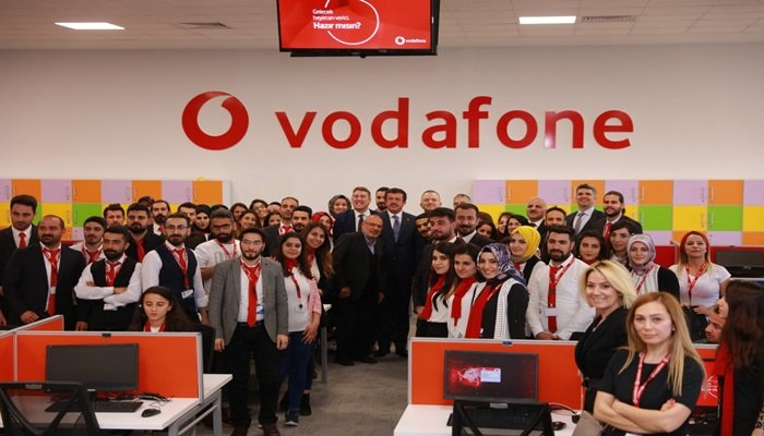 Vodafone Türkiye'nin en iyi çağrı merkezi oldu!