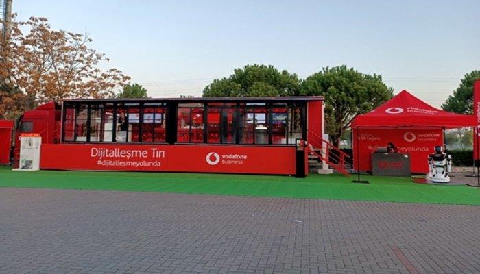 Vodafone business turunu tamamladı!