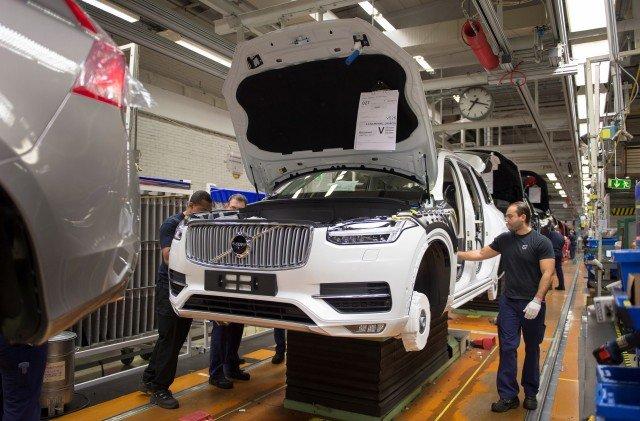 Volvo Car Türkiye'nin hedefinde bakın ne var...