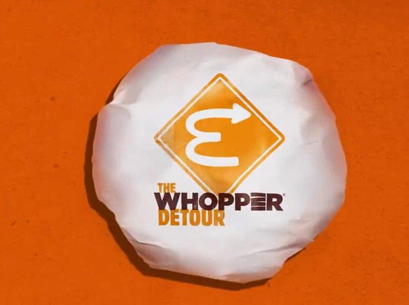 Whopper yemenin en ucuz yolu