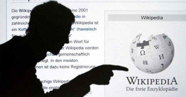 Wikipedia yasaklandı