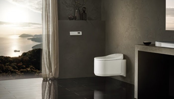 Yeni nesil banyolarda akıllı klozet sistemleri