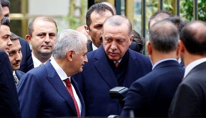 Yıldırım - Erdoğan arasında Soylu sorunu