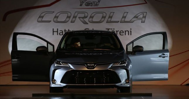 Yılın otomobili Toyota Corolla