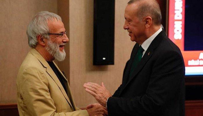 Yusuf İslam'dan Erdoğan'a hediyeli ziyaret!