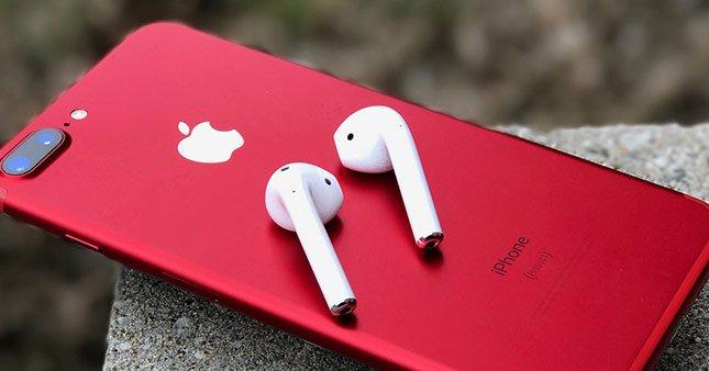 iPhone'da kırmızı elma dönemi