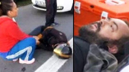 Gırgır'ın yazarı kaza geçirdi