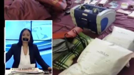 Halk TV'den ilginç protesto