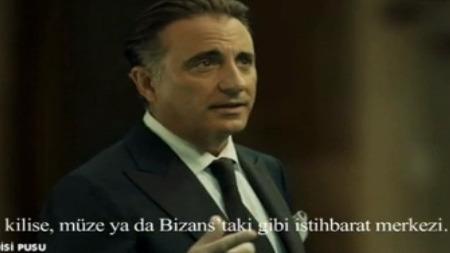 Kurtlar Vadisi'nde Polat Alemdar'a İngilizce dublaj