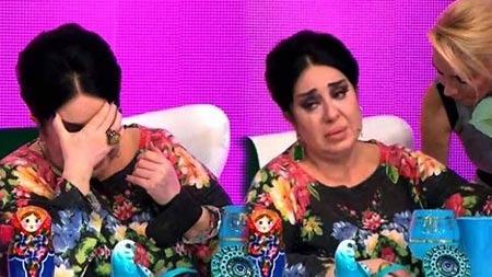 Nur Yerlitaş yayında fenalaştı