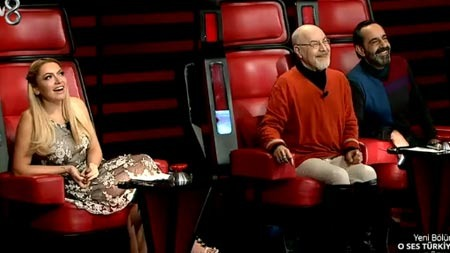 O Ses Türkiye MFÖ Eurovision Performansı