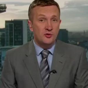 BBC'de örümcek şoku