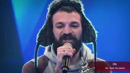 Rap performansıyla O Ses Türkiye'yi yıktı