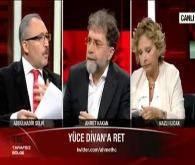 Abdülkadir Selvi ile Nazlı Ilıcak'ın hırsız tartışması