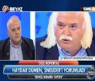 Ahmet Çakar, Haydar Dümen olursa..