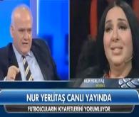 Ahmet Çakar'dan Nur Yerlitaş'a; Hokkabaz!