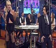 Ayşenur Balcı'nın dansı olay oldu