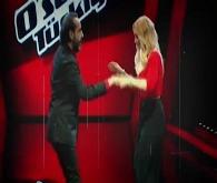 Hadise Ve Özkan Uğur'dan dans şov