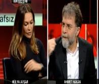 Hülya Avşar Tarafsız Bölge'de Suriye'yi konuştu