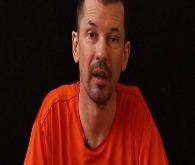 IŞİD'ten yeni John Cantlie videosu