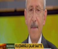 Kılıçdaroğlu canlı yayında ağladı