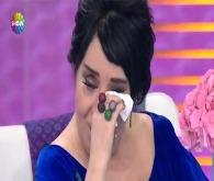 Nur Yerlitaş'ın duygusal anları