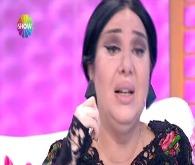 Nur Yerlitaş'ın gözyaşları!