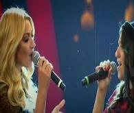 O Ses Türkiye'de muhteşem düet