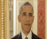 Obama'dan sosyal mesajlı video