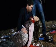 Yılanların Öcü'nde Zahide'nin ölüm sahnesi